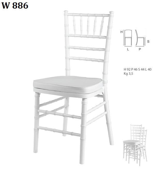 Emejing sedie bianche legno ideas for Sedie bianche legno
