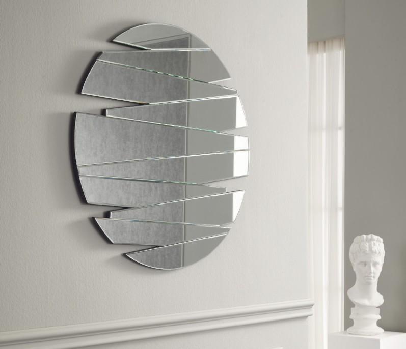 Specchio moon - Specchio tondo da parete ...