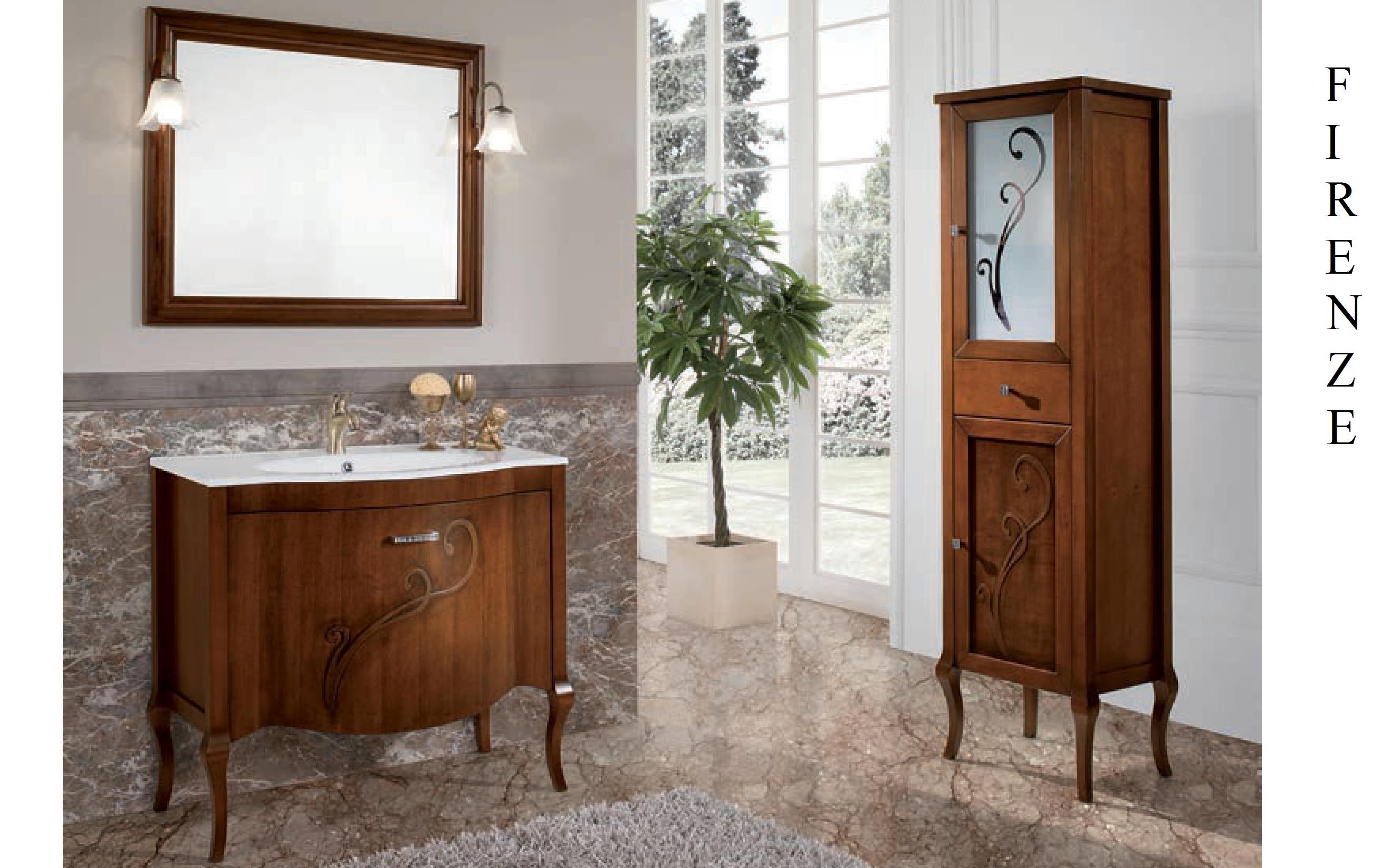 Firenze bagno completo - Mobili classici bagno ...