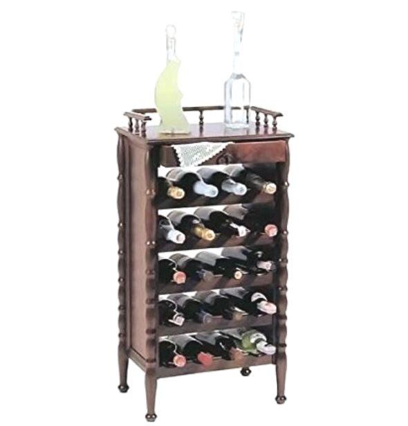 Art w 854 bottigliera 20 bottiglie - Mobile porta vino ...