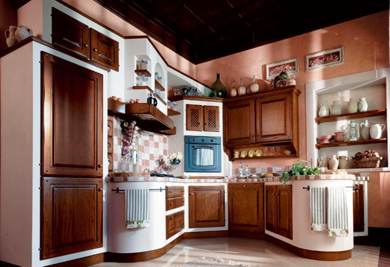 Cucina in muratura - Cucina esterna in muratura ...