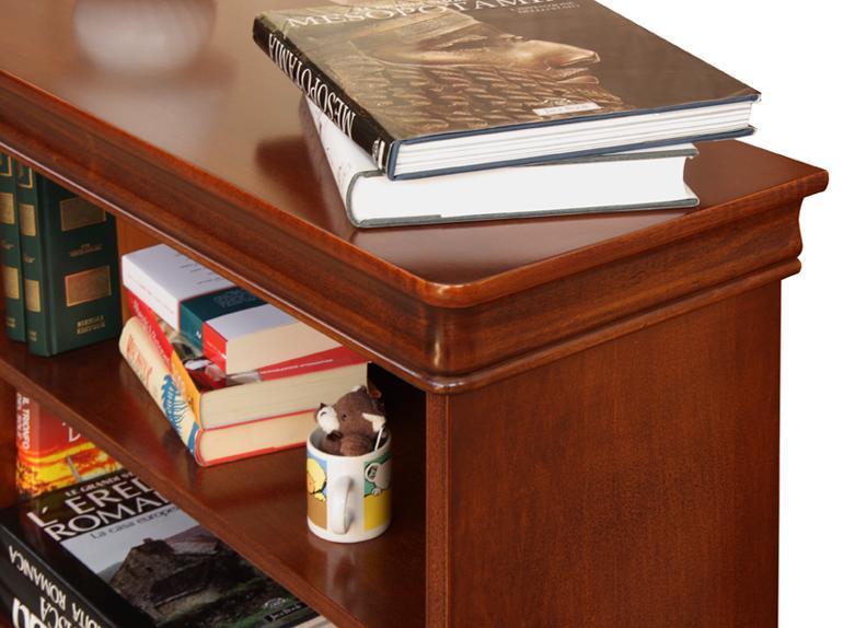 Art w 057 libreria bassa a giorno for Vetrinetta bassa arte povera