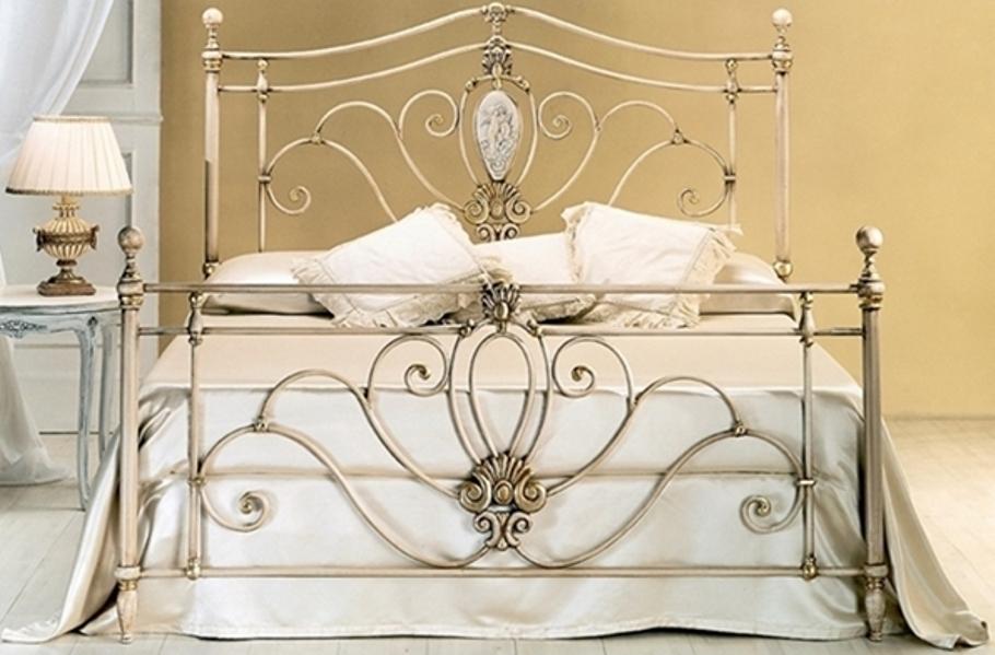 Angels letto matrimoniale in ferro battuto - Camere da letto ferro battuto ...