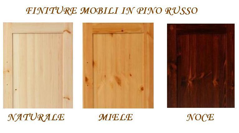 Tavolo pino russo allungabile - Mobili pino russo usati ...