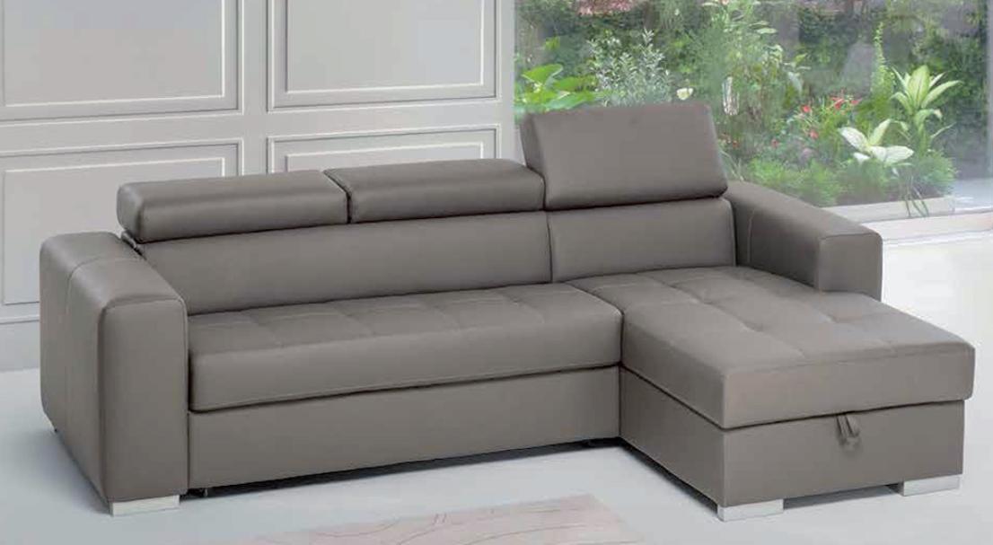 Spazio divano penisola e letto complanare - Divano poco spazio ...