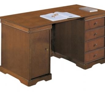Art w 147 scrivania 1 anta cassetti for Scrivania avvocato